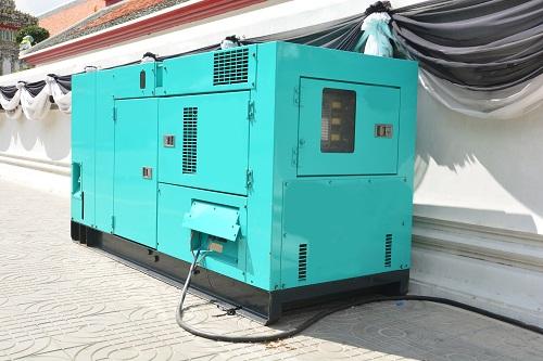 Diesel Stromaggregat Berlin